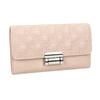 Różowy portfel damski zprzeszyciami bata, 941-9169 - 13