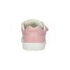Różowe trampki dziewczęce wdeseń mini-b, 221-5215 - 16