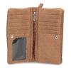 Brązowy portfel damski bata, 941-4215 - 15