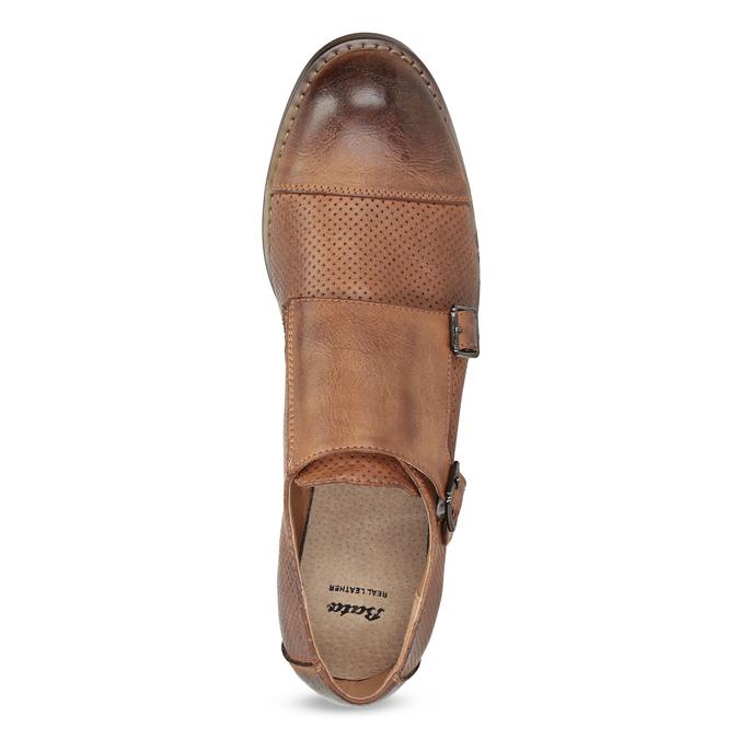 Monki damskie bata, brązowy, 521-4609 - 17
