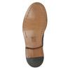 Półbuty ze zdobieniami brogue wykonane wcałości ze skóry bata, niebieski, 826-9827 - 19