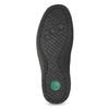 Skórzane sandały męskie pinosos, czarny, 864-6626 - 18