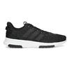 Czarne trampki męskie wsportowym stylu adidas, czarny, 809-6101 - 19