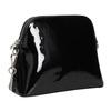 Lakierowana czarna torebka bata, czarny, 961-6850 - 13