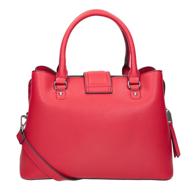 Czerwona torba damska bata, czerwony, 961-5216 - 16