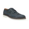 Nieformalne skórzane półbuty męskie bata, 823-9619 - 13