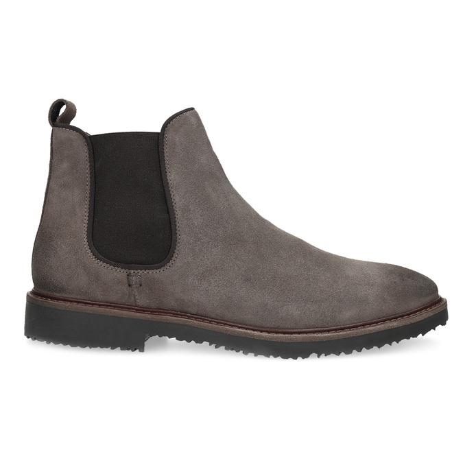 Skórzane obuwie typu chelsea na grubej podeszwie bata, 823-8628 - 19
