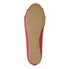 Czerwone baleriny zkokardami bata, czerwony, 529-5637 - 17