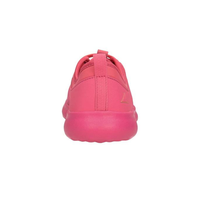 Różowe trampki dziecięce power, różowy, 309-5202 - 16
