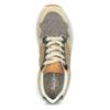 Trampki damskie zmetalicznymi detalami pepe-jeans, beżowy, 541-8073 - 17
