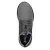 Szare trampki męskie wsportowym stylu power, szary, 809-2854 - 15