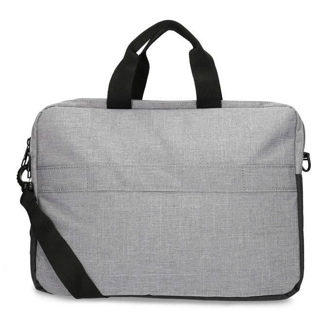 Szara torba na laptopa roncato, szary, 969-2697 - 16