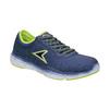 Trampki męskie wsportowym stylu power, niebieski, 809-9852 - 13