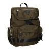 Plecak męski zmateriału tekstylnego wkolorze khaki, khaki, 969-3677 - 13