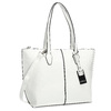Niewielka biała torebka typu shopper gabor-bags, biały, 961-1016 - 13