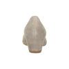 Skórzane czółenka na koturnach gabor, beżowy, 713-8063 - 16