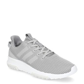 Szare trampki męskie adidas, szary, 809-2601 - 13