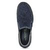 Slip-on wsportowym stylu skechers, niebieski, 809-9147 - 17