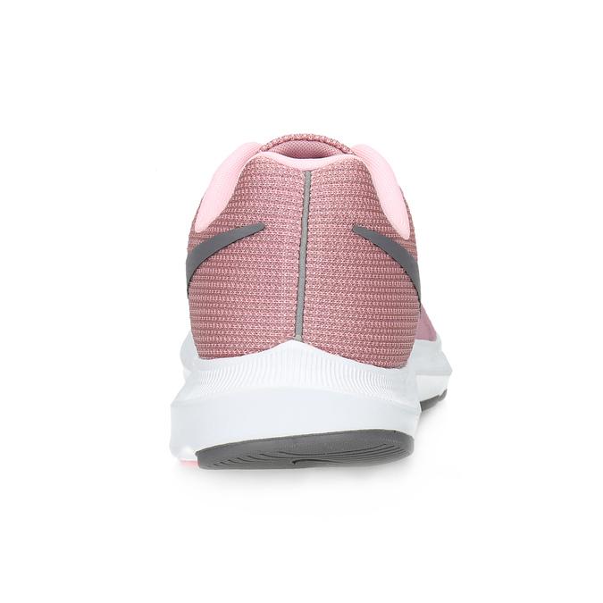 Różowo-szare trampki damskie nike, różowy, 509-5854 - 15
