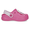 Różowe sandały dziewczęce zżabkami coqui, różowy, 272-5651 - 19