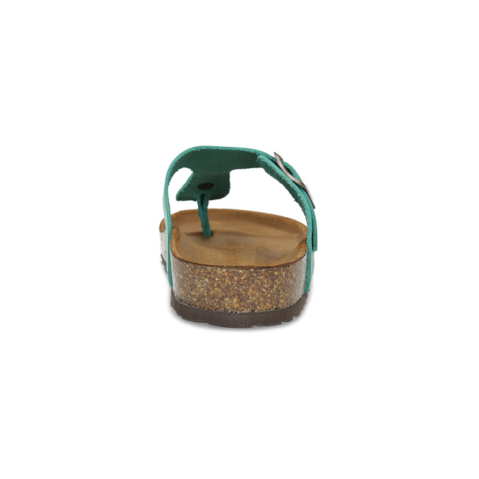 Skórzane japonki zkorku bata, 566-9648 - 15