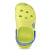 Sandały dziecięce zżabkami coqui, żółty, 272-7650 - 17