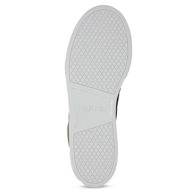 Trampki męskie wkolorze khaki adidas, khaki, 889-7235 - 18