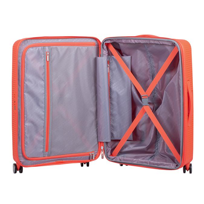Pomarańczowa walizka na kółkach american-tourister, pomarańczowy, 960-5614 - 17