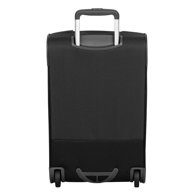 Mała czarna walizka podróżna samsonite, czarny, 969-6617 - 26