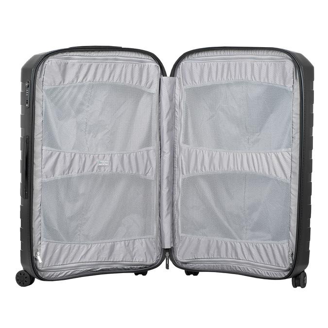 Duża twarda walizka wkolorze czarnym roncato, czarny, 960-9726 - 17