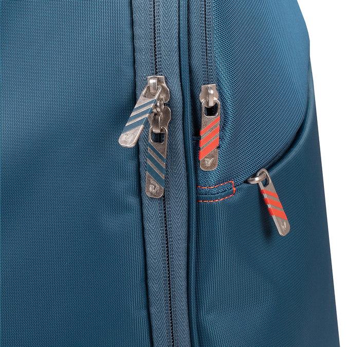 Plecak i walizka w jednym roncato, niebieski, 969-9724 - 15