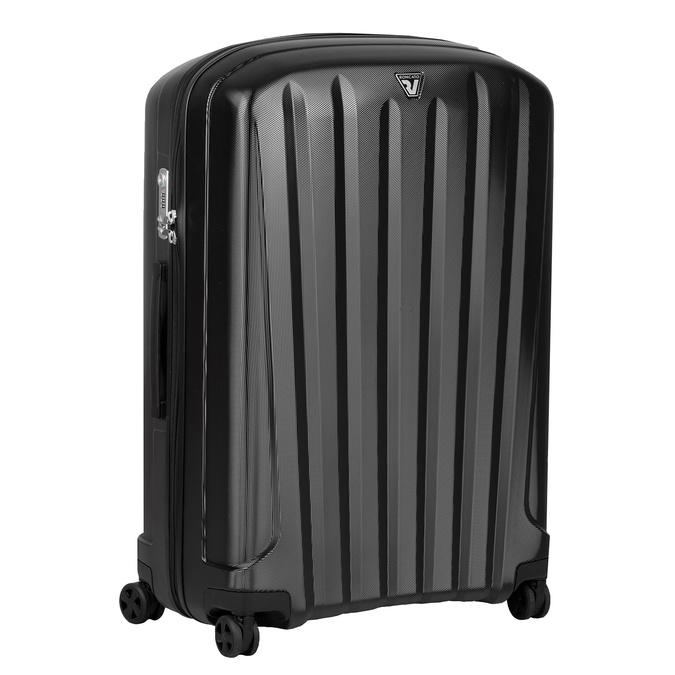 Duża twarda walizka roncato, czarny, 960-6737 - 13