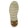 Nieformalne skórzane półbuty męskie weinbrenner, brązowy, 846-4654 - 18