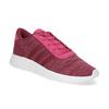 Różowe trampki dziecięce wmelanż adidas, różowy, 409-5188 - 13