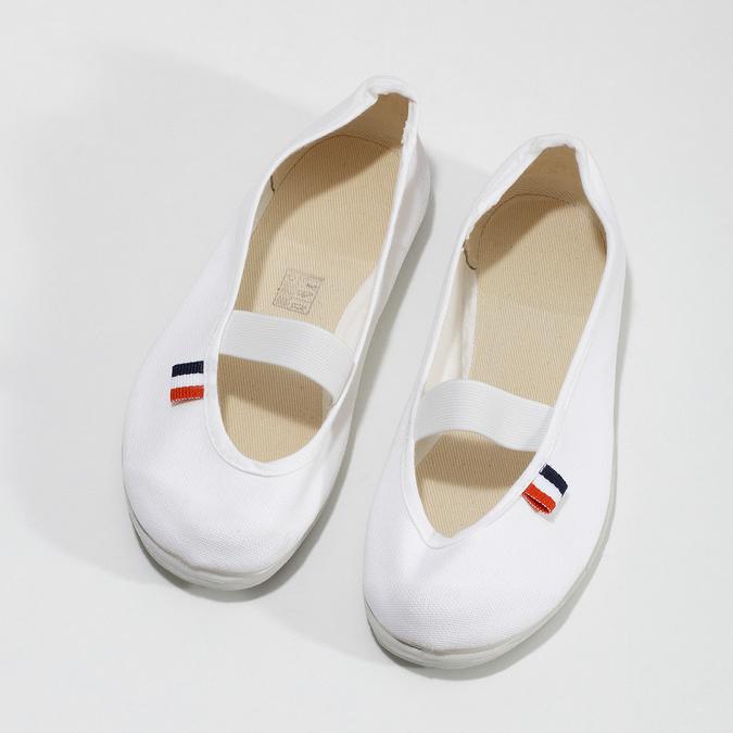 Tenisówki dziecięce bata, biały, 379-1001 - 16