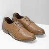 Jasnobrązowe półbuty męskie bata-red-label, brązowy, 821-3609 - 26