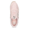 Różowe zamszowe trampki damskie new-balance, różowy, 503-5172 - 17