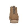 Beżowe obuwie męskie za kostkę bata-red-label, brązowy, 821-3608 - 15