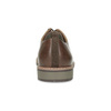 Brązowe półbuty męskie bata-red-label, brązowy, 821-4606 - 15