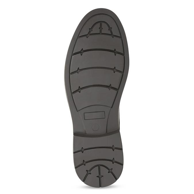 Brązowe półbuty męskie bata-red-label, brązowy, 821-4606 - 18