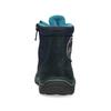 Granatowe zimowe obuwie dziecięce, niebieski, 199-9604 - 15