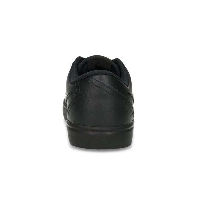 Czarne nieformalne trampki męskie nike, czarny, 801-6244 - 15