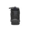 Skórzane obuwie męskie wstylu outdoor weinbrenner, czarny, 896-6706 - 15