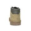 Beżowe skórzane trzewiki męskie weinbrenner, beżowy, 896-8630 - 15