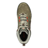 Skórzane obuwie męskie wstylu outdoor, wkolorze khaki merrell, khaki, 803-7104 - 17
