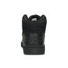 Czarne trampki męskie za kostkę adidas, czarny, 803-6118 - 15