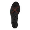 Czarne botki damskie na koturnach bata-b-flex, czarny, 791-6630 - 18