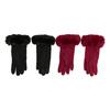 Rękawiczki damskie zfuterkiem bata, multi color, 909-0505 - 16