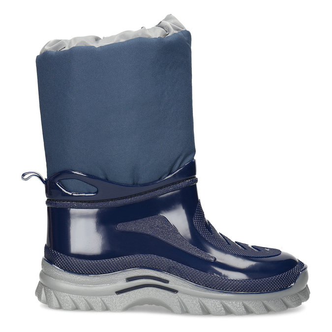 Granatowe śniegowce mini-b, niebieski, 392-9301 - 19