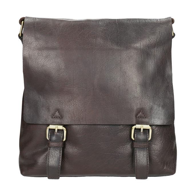 Skórzana torba męska bata, brązowy, 964-4234 - 17